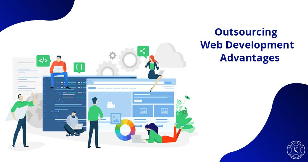 Outsourcing Web Development Advantages