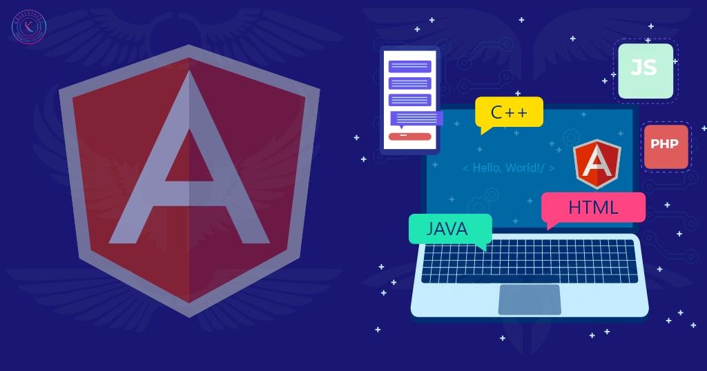 AngularJS Web Application